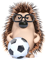 The Hedgehog Friendly Football League